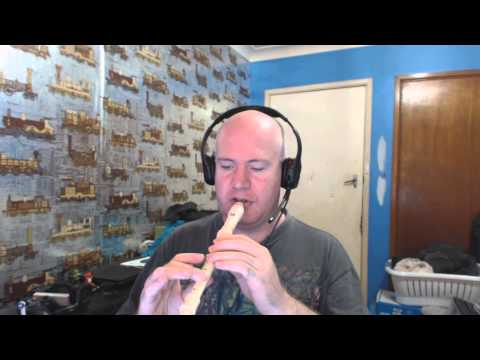 Me playing some First Grade scales on my YAMAHA Soprana/Descant recorder.