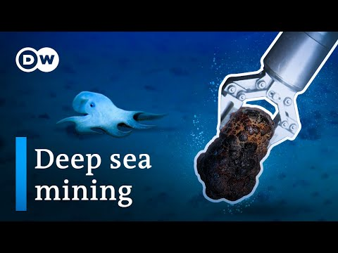 Will deep-sea mining save us from climate change?