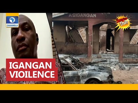 Igangan Violence: How Surprise Attack Was Launched On Ibadan Community, Owoseni Narrates