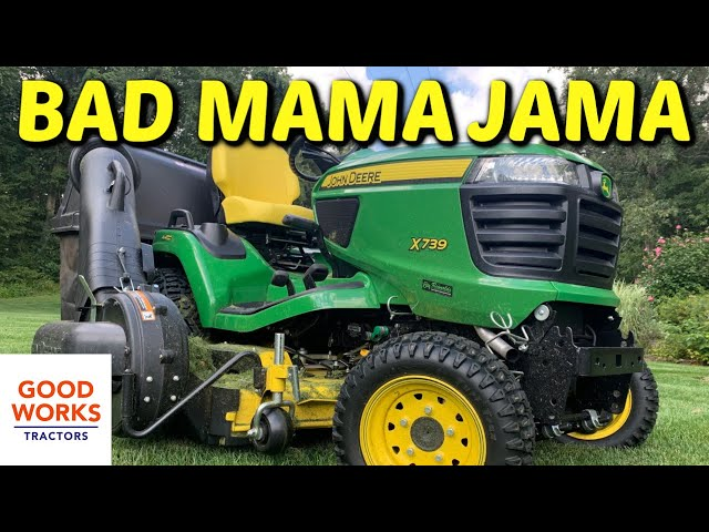 The good works of tom jurden and the good works tractors of america can be found online. Autoconnect Problem John Deere X739 Winter To Summer Switch Litetube