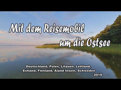Mit Dem Reisemobil Einmal Um Die Ostsee