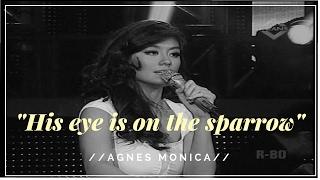Agnez Monica - His Eye is on the sparrow