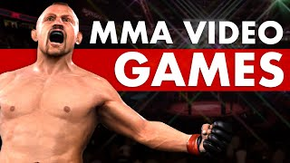 8 Interesting Facts About MMA/UFC Video Games
