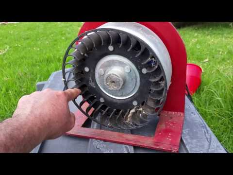 Hydro Generator Ideas ? 220v Off Grid