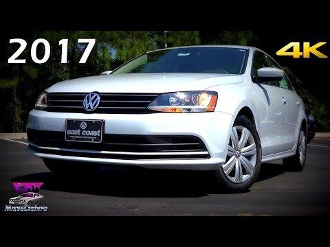 2017 Volkswagen Jetta 1.4T S - Ultimate In-Depth Look in 4K