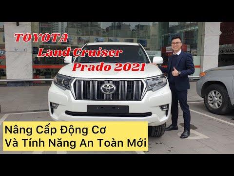 ✅ Toyota Land Cruiser Prado 2021 | Nâng Cấp Đáng Tiền Trên Toyota Prado 2021 | XE365