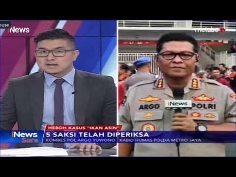 Kasus Video Ikan Asin Galih Ginanjar, Polisi Ungkap Motifnya - iNews Sore 10/07