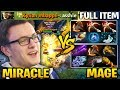 Miracle Monkey King Vs MagE Ember Spirit COMEBACK IS REAL mp3