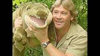"In memory of Steve Irwin (1962-2006) ""Crocodile Rock"""