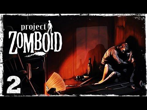 Смотреть прохождение игры [Coop] Project Zomboid. #2: На грани.