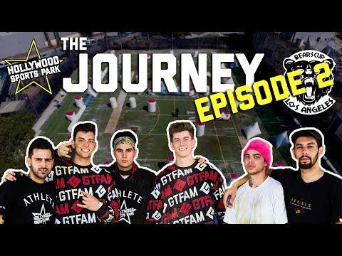 The Journey - EP. 2  featuring Chance Sutton, Anthony Trujillo, Christian Delgrosso & Bear Degidio