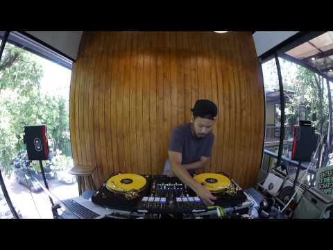 Thailand [ DJ BUTUNG ] 2015 Red Bull Thre3Style Application