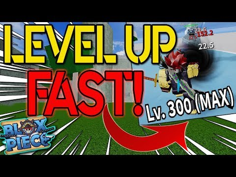 how-to-level-up-fast-in-blox-piece!?-|-blox-piece-|-roblox-|-new-one-piece-game!