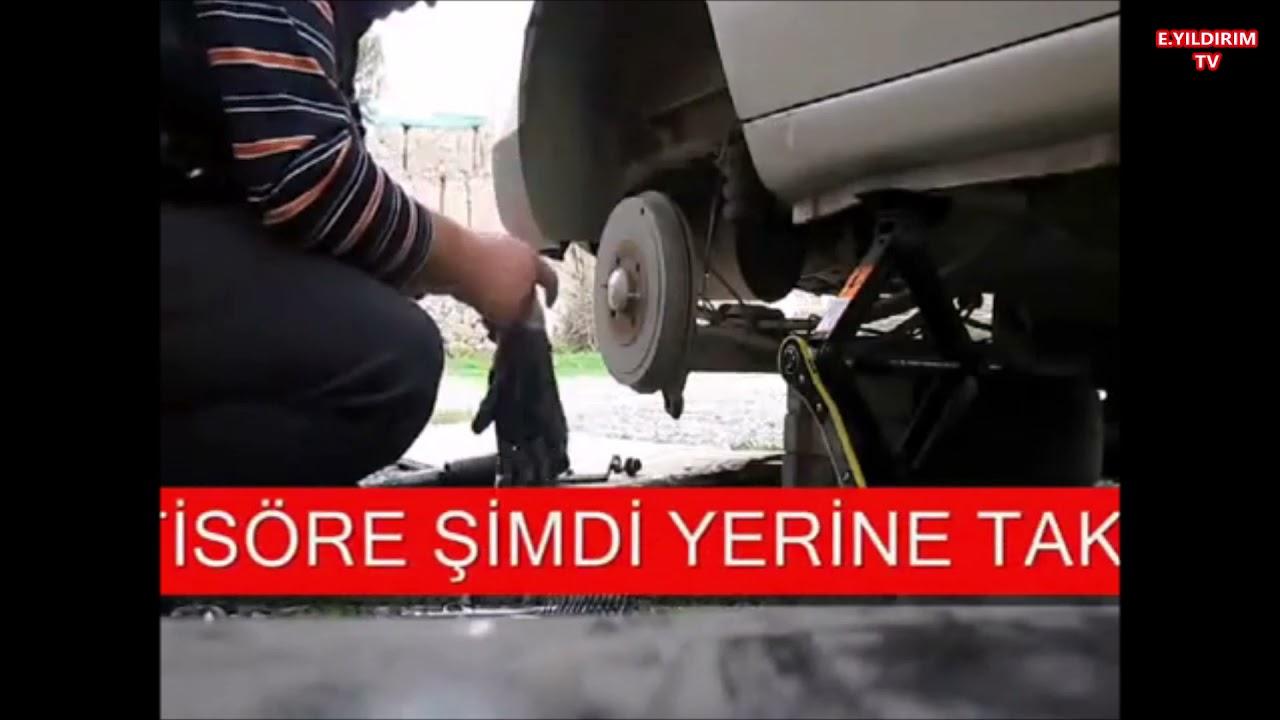 Fiat Doblo Amortisör Burç Değişimi