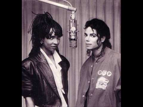Michael Jackson and Siedah Garrett-I just can't stop loving you