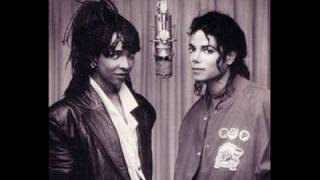 Michael Jackson and Siedah Garrett-I just can