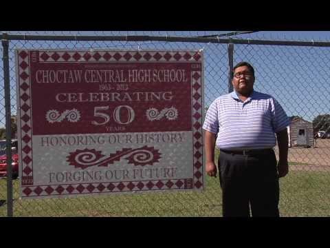 Choctaw Central High School 50-Year Celebration