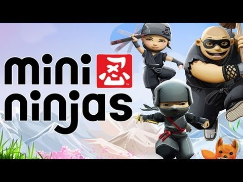 Mini Ninjas - iPhone & iPad Gameplay Video