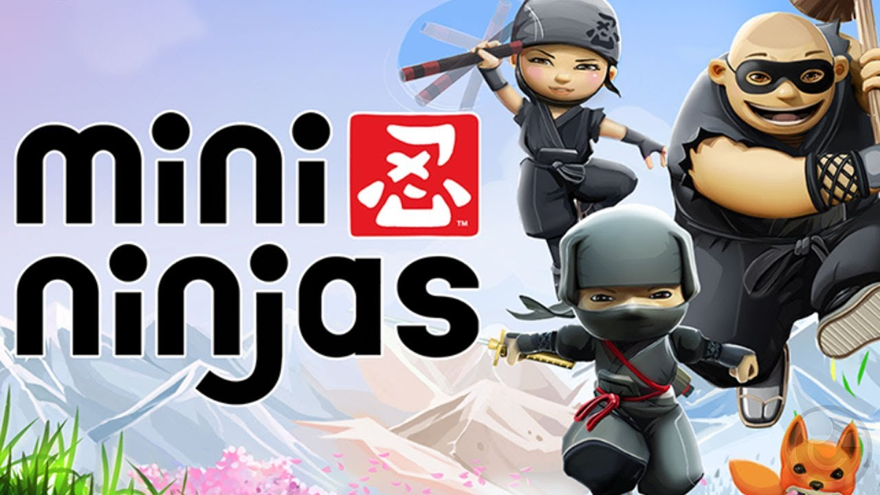 Mini Ninjas - iPhone & iPad Gameplay Video