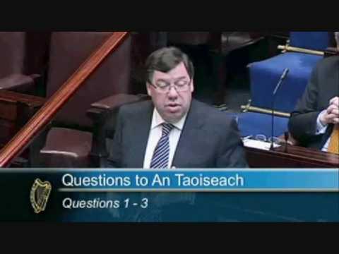 Dáithí Ó Sé Dáil Voice over.