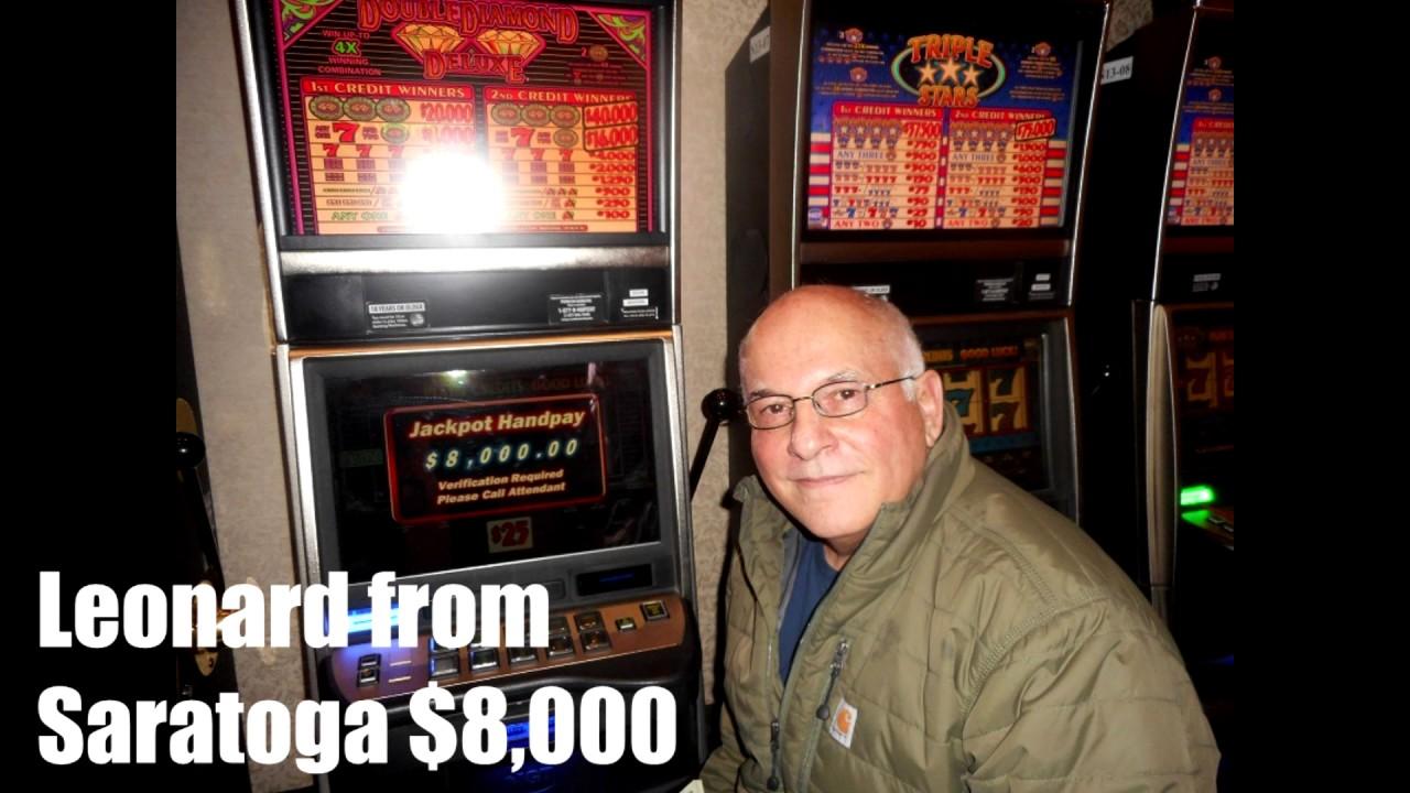 Casino Jackpots 2017