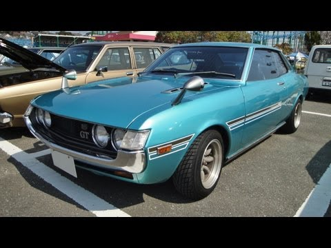 Spotted: A very-tidy TA22 Toyota Celica GT