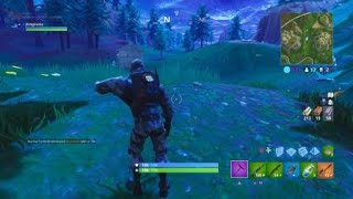 Fortnite Snobby Shores Secret Treasure Carte
