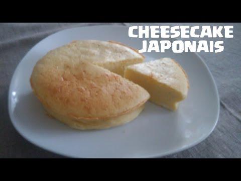recette-cheesecake-japonais-🇯🇵🇯🇵