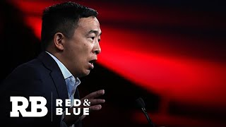 2020 hopeful Andrew Yang on why he can beat President Trump