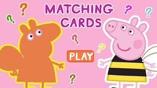 Peppa Pig App | World of Peppa Pig - Matching Shapes for Kids | Game for Kids thumbnail