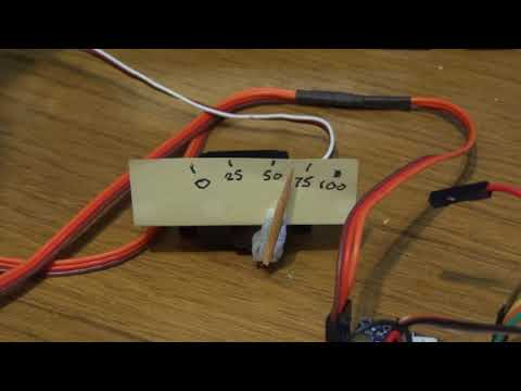 Solar power regulator for model plane using 3.3V Pro Mini Arduino