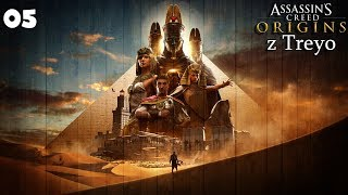 Assassin creed: Origins (05) Nowy znajomy Klaudius, Gameplay PL