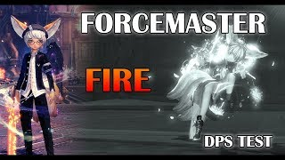 [Bns] Forcemaster DPS Test - GC7