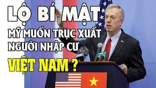 """Lộ Bí Mật Tổng thống Mỹ Donal Trump muốn trục xuất Người Nhập Cư Việt Nam """"sự thực hay tin đồn""""?"""