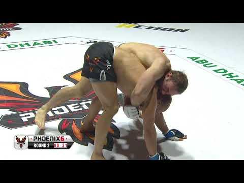 Pavel Kusch vs Hayder Hassan  Full Fight (MMA) | Phoenix 6 Abu Dhabi | April 5th 2018.