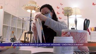 Yvelines | Une créatrice saint-quentinoise désignée «Créatrice d'avenir»