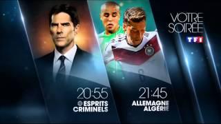 Bande-annonce / Ce soir TF1 - 30 juin 2014