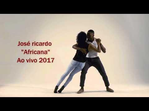 José ricardo - Africana (ao vivo )