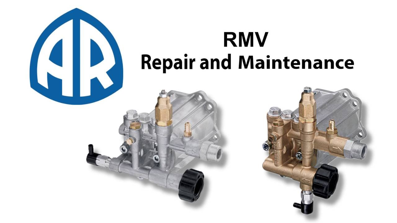 Rmv Pump Repair Amp Maintenance Youtube