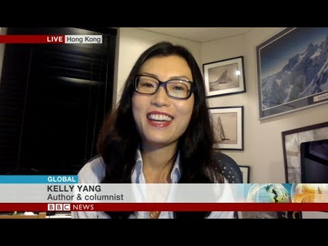 Kelly Yang on BBC World News Talking about Confinement, a Chinese Maternity Tradition