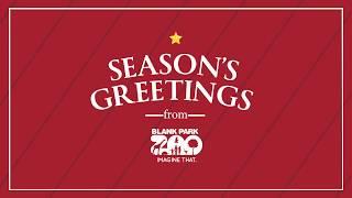 Season's Greetings from Blank Park Zoo thumbnail