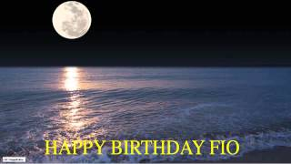 Fio  Moon La Luna - Happy Birthday