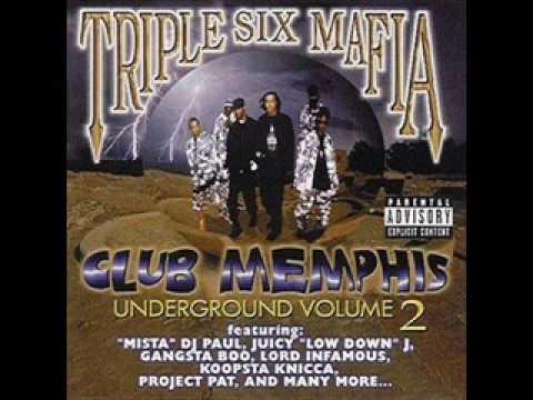 Three Six Mafia- Fuck Dat Nigga