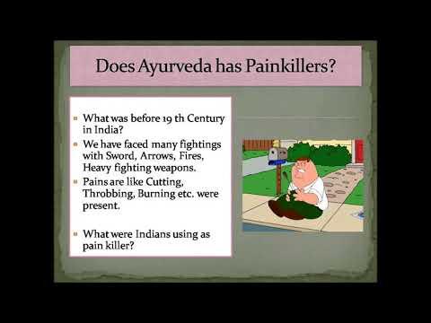 Pain Management Through Ayurveda Dr Sandeep Kale