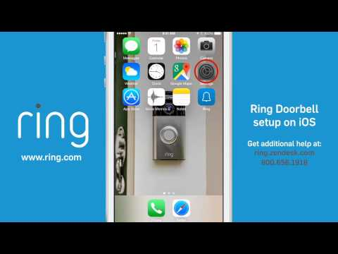 Ring Smart Doorbell Setup for iOS - Ace Hardware