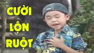 Cười Lộn Ruột với Hài Thần Đồng Nguyễn Huy, Hai Lúa, Bảo Chung Hay Nhất - Hài Tết Xưa