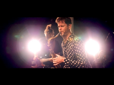 Donny McCaslin - FACEPLANT (Official Video - Shapeshifter Lab Session)