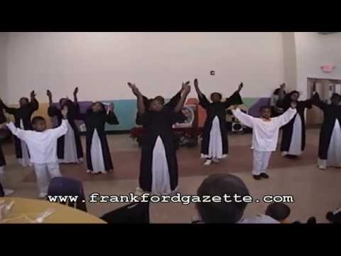 Campbell AME Church Liturgical Dance Performance