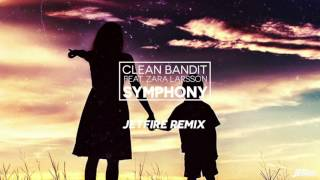 Download Clean Bandit ft Zara Larsson - Symphony (JETFIRE RMX) MP3 song and Music Video