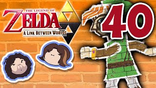 Zelda A Link Between Worlds: Ultimate Thumb Trial - PART 40 - Game Grumps